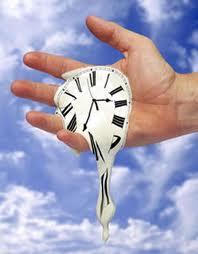 tempo esgotando